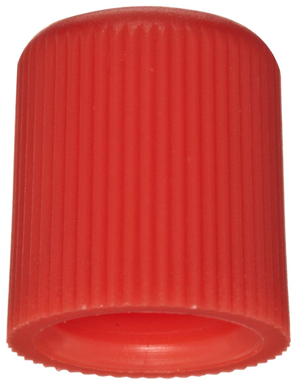 Kapsto gpn polyethylene grease nipple cap red
