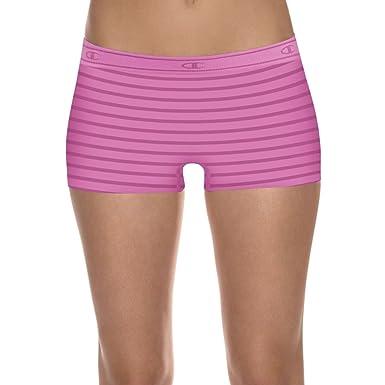 Champion Women s Fitness Boy Short Panty 0d594d2498a