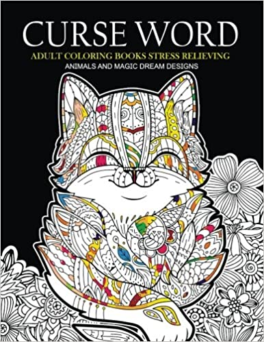 9500 Coloring Book For Adults Curse Words Free Images