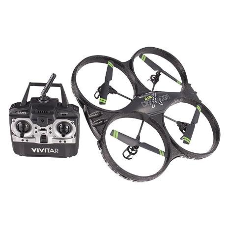 61GT%2BZSyieL._SX466_ amazon com vivitar air ultimate defender x copter remote control