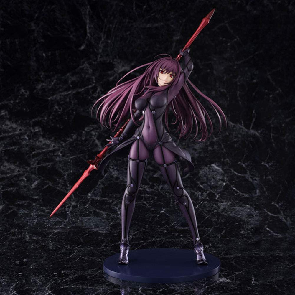 New Fate//stay night Order PLUM Fate//Grand Lancer//Scathach PVC Figure Anime Toy
