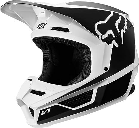 Amazon.com: Fox Racing V1 Przm Casco de motocicleta para ...