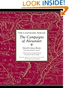 #10: The Landmark Arrian: The Campaigns of Alexander