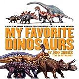 My Favorite Dinosaurs, John Sibbick, 1596874007