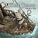 """Mouse Guard - The Black Axe"" av David Petersen"
