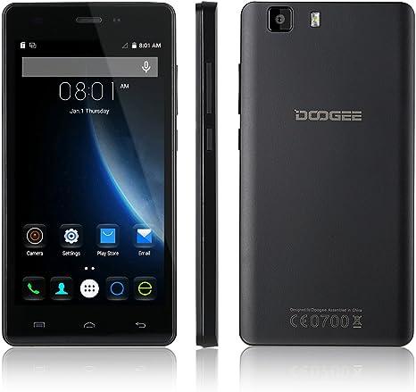 DOOGEE X5 Pro, Unlocked 4G Smartphone: Amazon.es: Electrónica