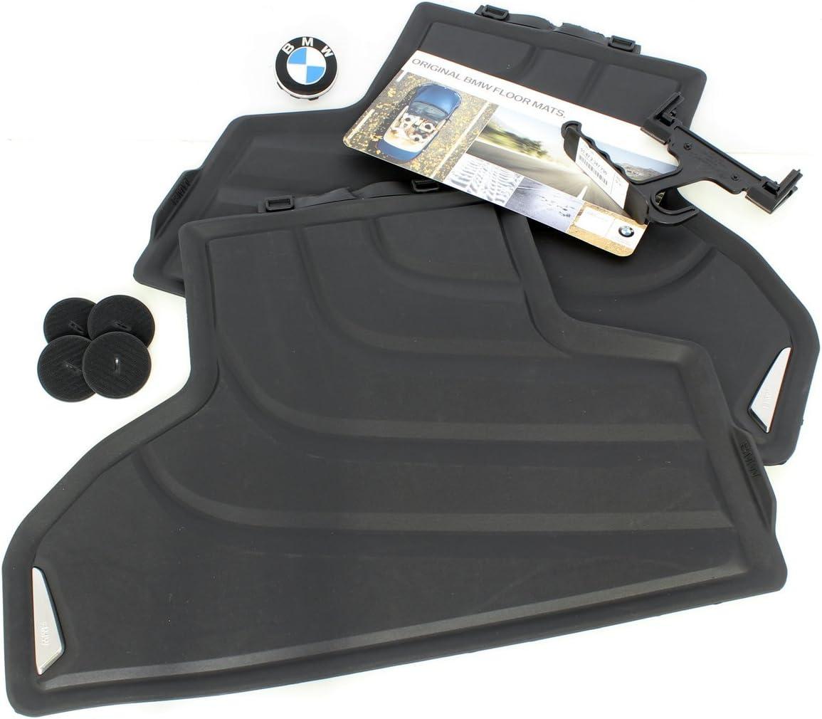 Original Bmw Gummifußmatten Lhd Hinten Für Bmw X5 F15 X5 M F85 X5 M F86 Auto