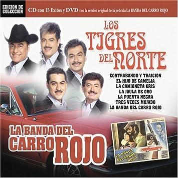 Los Tigres Del Norte - La Banda Del Carro Rojo [CD/DVD Combo] - Amazon.com Music