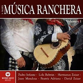 "Amazon.com: Musica Ranchera ""Cinco de Mayo"" Vol. 1: Various artists"