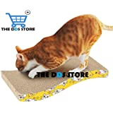 Kitten Scratching Post Cat Scratcher Interactive Cardboard Scratcher Toys for Cat Training Pet Cat Toys