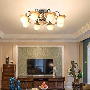 HBLJ ® Sala de estar Dormitorio Iluminación del pasillo, Luz ...