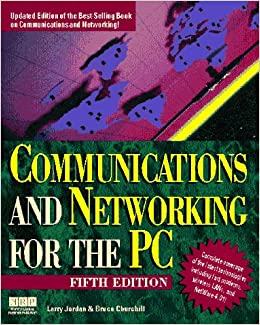 Book Communications and Networking for the PC
