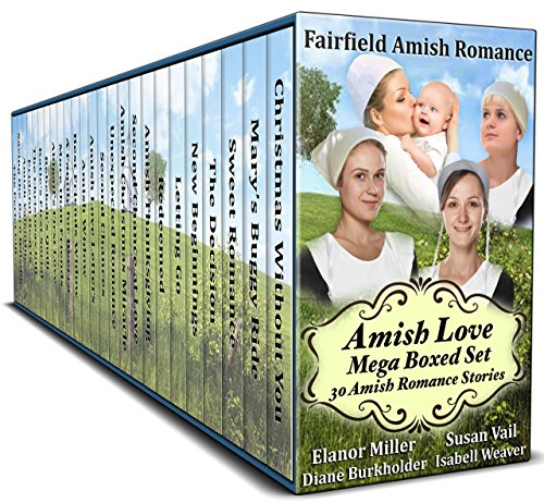 Pdf Religion Amish Love Mega Boxed Set: 30 Amish Romance Stories