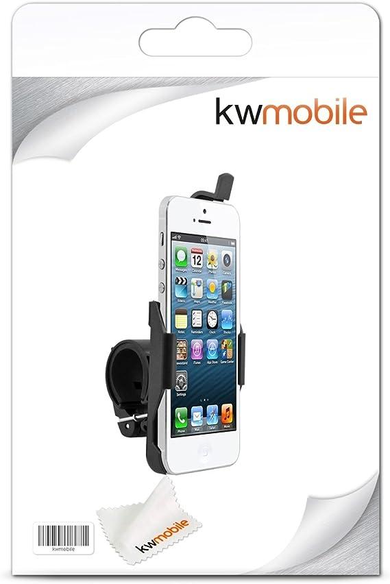 Supporto moto bici impermeabile modello ARTIGLIO per iPhone 5 5S SE OK8
