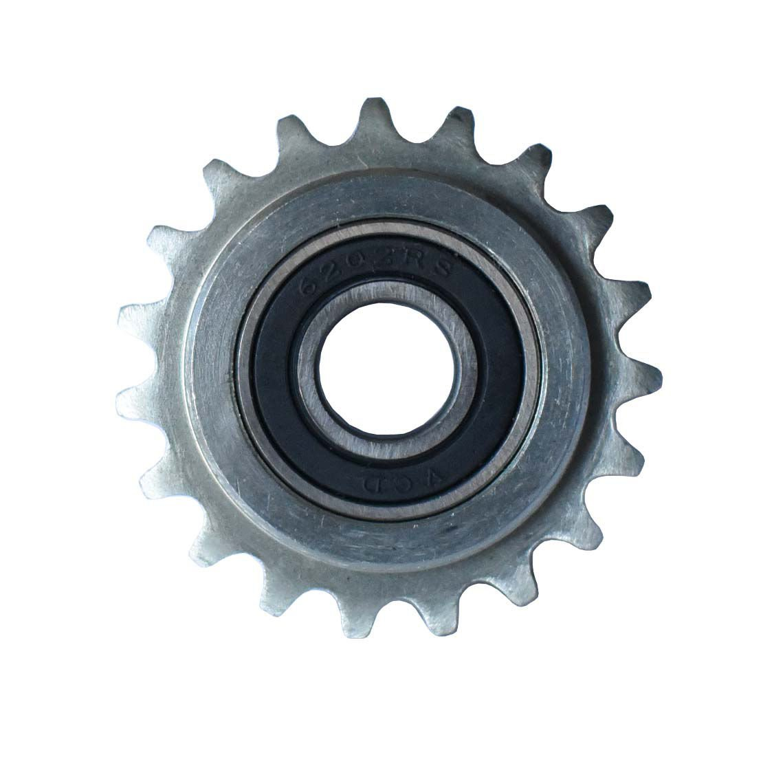 35BB19-5/8'' Bore 19 Tooth Idler Sprocket for 35-1 Roller Chain by Jeremywell