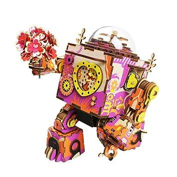 Коробка секс робот