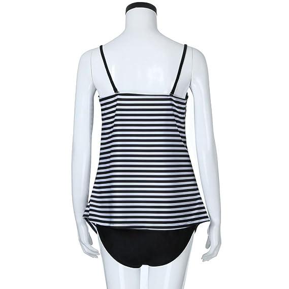 5563677988f1 Vovotrade Maternity Swimwear Women Summer Stripe Print Bikinis Swimsuit  Beachwear Pregnant Suit Nursing Swimming costume S-2XL (L