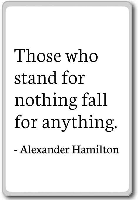 Those Who soporte para nada Fall para cualquier... - Alexander ...