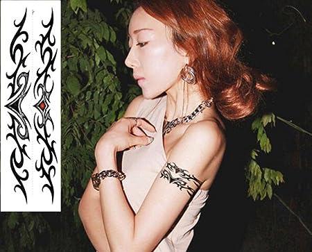 Desconocido Pegatinas de tatuaje GYMNLJY para tatuaje de tatuaje ...