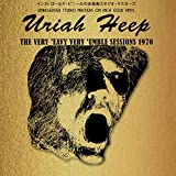 URIAH HEEP - THE VERY 'EAVY VERY 'UMBLE SESSIONS 1970: LIMITED EDITION ON INCA GOLD VINYL