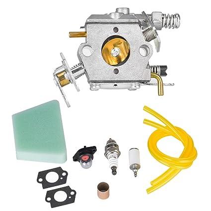 Amazon Com Senrob C1u W8 C1u W14 Carburetor With Gasket Air Filter
