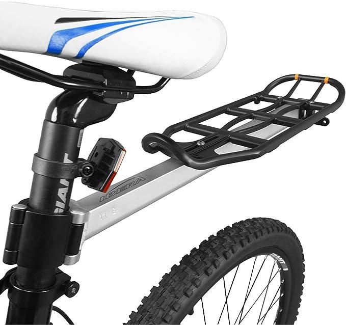 Ibera PakRak IB-RA11 - Portabultos para Bicicleta: Amazon.es ...