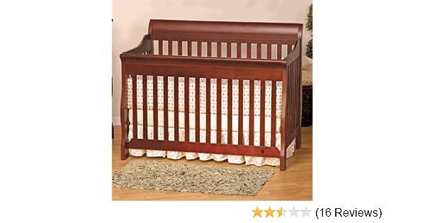amazon com simplicity ellis 4 in 1 convertible sleep system rh amazon com Simplicity Ellis Deluxe 4 in 1 Crib Simplicity Ellis Crib Bed Rails