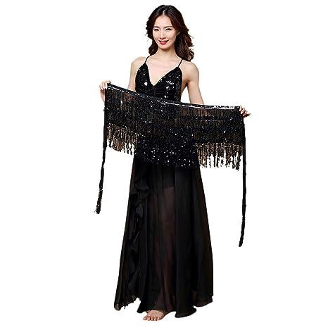 Amazon.com: Disfraz profesional de danza del vientre ...
