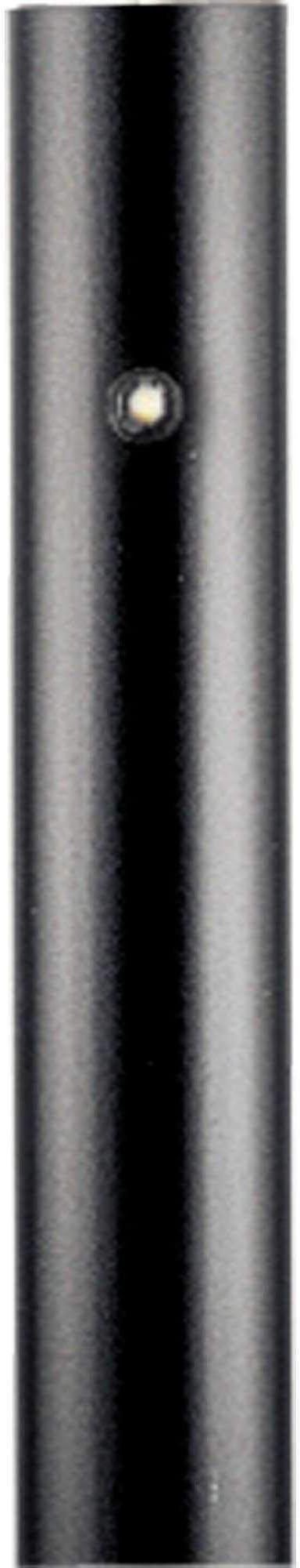 Progress Lighting P5390-31PC Aluminum Post with Photocell Black