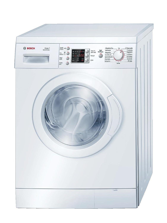 Bosch WAE28445 - Lavadora (Independiente, Color blanco, Frente, 7 ...