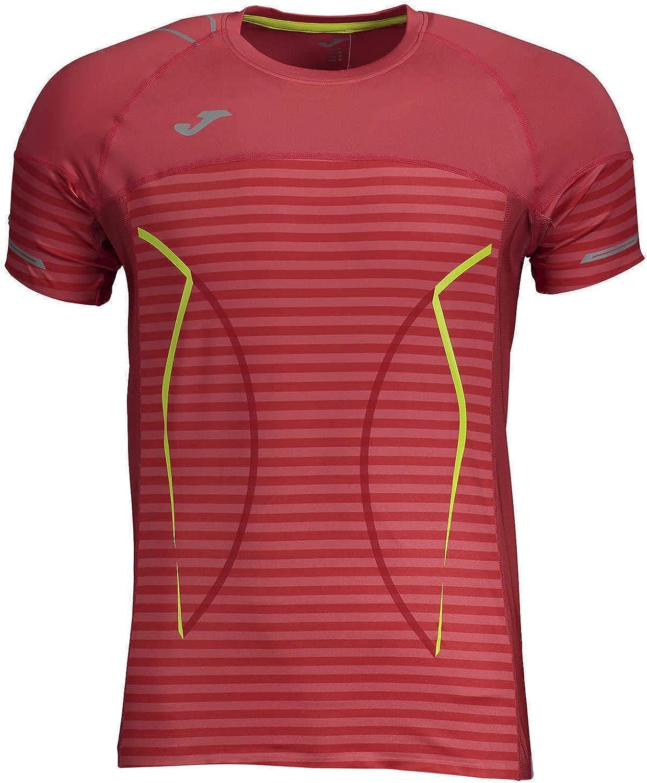 Joma Olimpia III S/S - Camiseta Hombre: Amazon.es: Deportes y aire ...