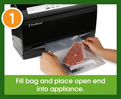 how to install vacuum sealer step 1
