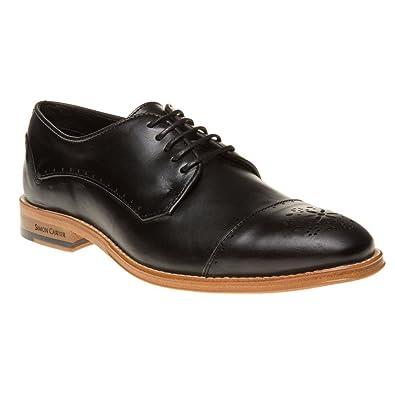 Simon Carter Tavener Homme Chaussures Noir  Amazon.fr  Chaussures et ... 62e690e26a39