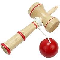 Primi hand-eye Balance Skill Kid Kendama Ball Japanese Traditional Wood Game Toy