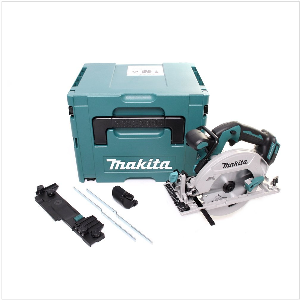 Makita DHS 680 ZJ 18 V batería de Li-Ion sierra circular de mano ...