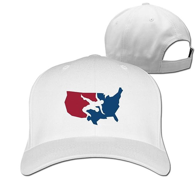 amazon men support wrestling adjustable fitted hat baseball cap black books diccionario ingles espanol caps en translated into spanish