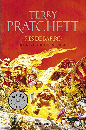 Descargar Libro Pies De Barro Terry Pratchett