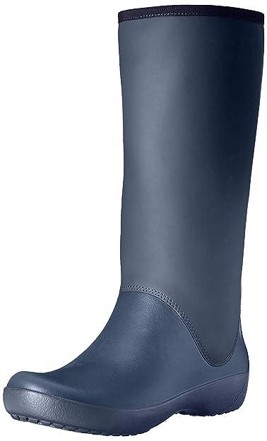 Crocs Jant Shorty Boot W, Stivali di Gomma Donna