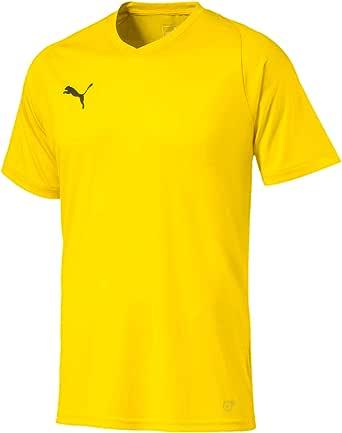 PUMA Liga Cr H Camiseta de Manga Corta, Hombre