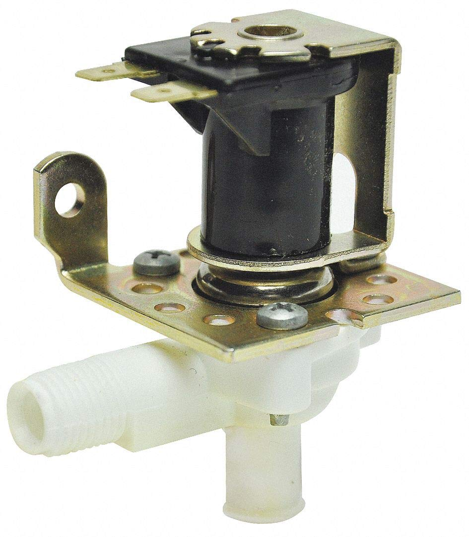 Low Flow Ice Maker and Machine Valve