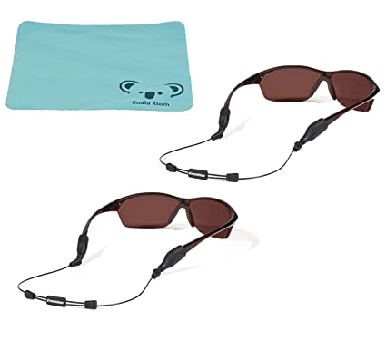 e2b9496eaa Koala Lifestyle Croakies Arc Endless Eyewear Retainer Wire Sunglass Strap  with Large and XL Ends
