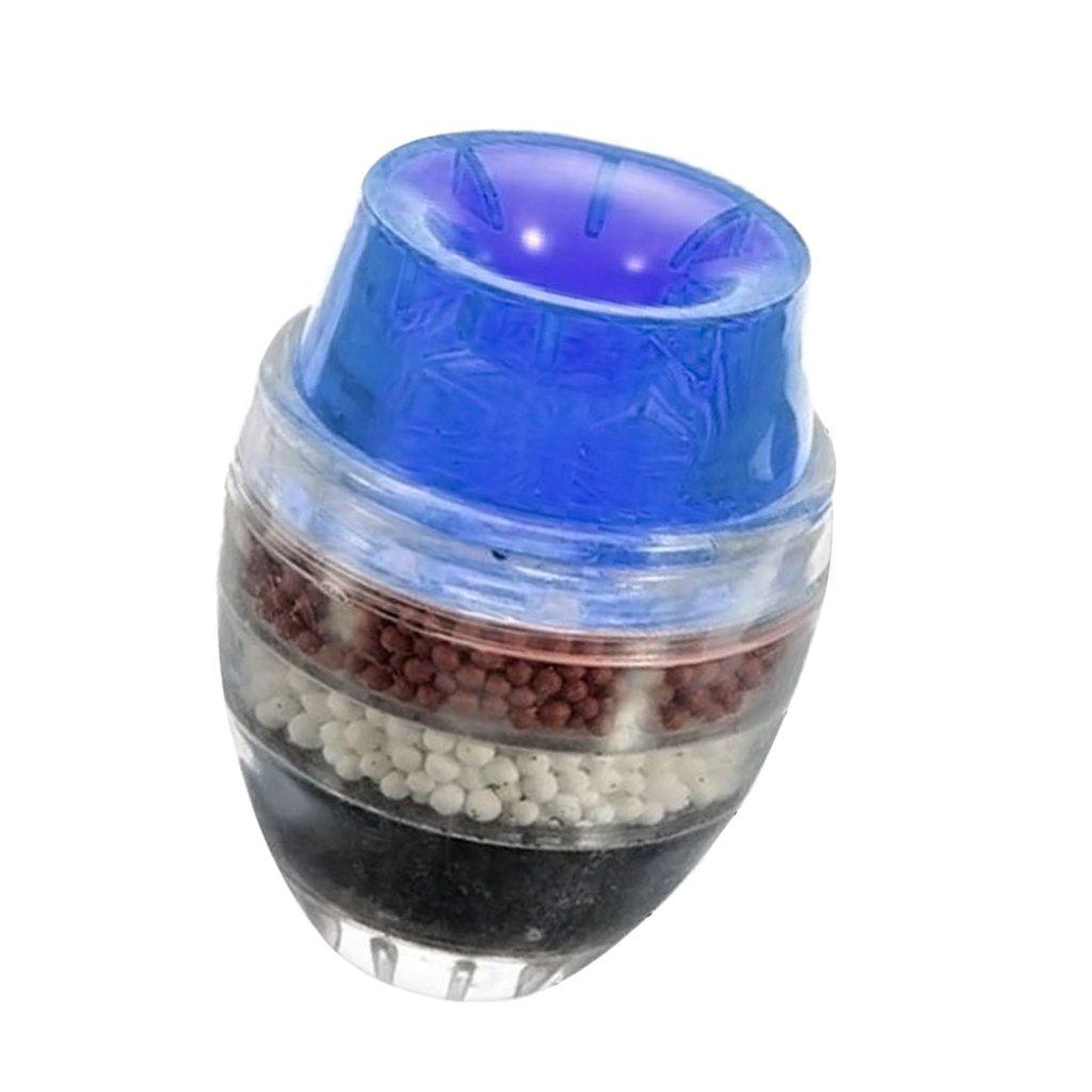 Baoblaze 5-Layer Carbon Purifier Wasser Filter Wasserfilter Wasserhahn Hahn fü r Kü chen