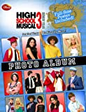 High School Musical 3 Senior Year Photo Album Book with Full-Size Poster