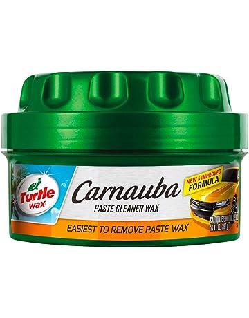 Turtle Wax TW53045 Cera en Pasta de Carnauba 397 grs Limpia profundamente, Protege y da