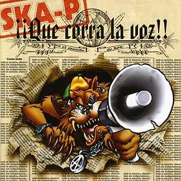 que corra la voz de ska-p gratis