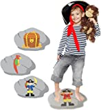 Pirate Party Games - 3 games in one handy pack