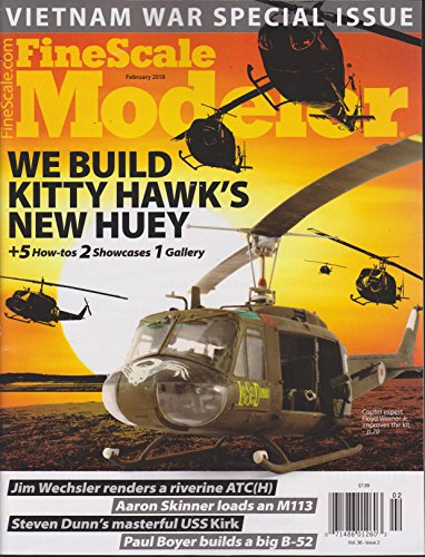 Fine Scale Modeler Magazine February (Fine Scale Modeler)