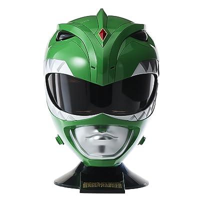 Power Rangers Legacy Green Ranger Helmet, 40280