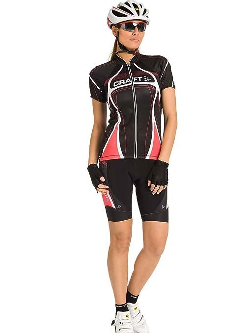 NWT Women/'s  Black Large Craft PB Cycling Short