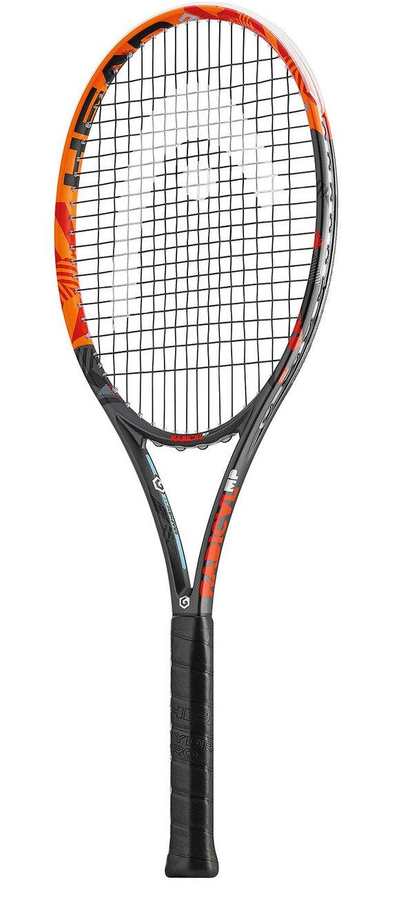 Head Graphene XT Radical MP Tennis Racquet 4 5/8